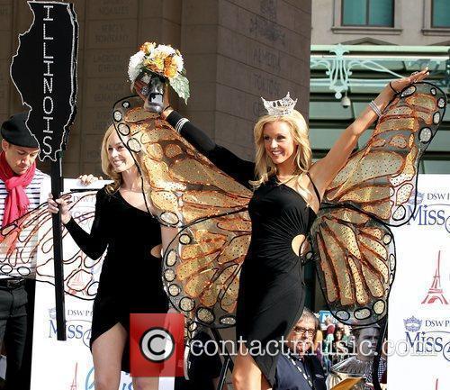 Miss Illinois Whitney Thorpe-Klinsky Miss America 2011 DSW...