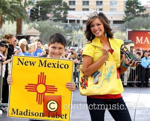 Miss New Mexico Madison Tabet Miss America 2011...