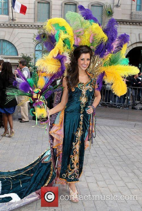 Miss Louisiana Kelsi Crain Miss America 2011 DSW...