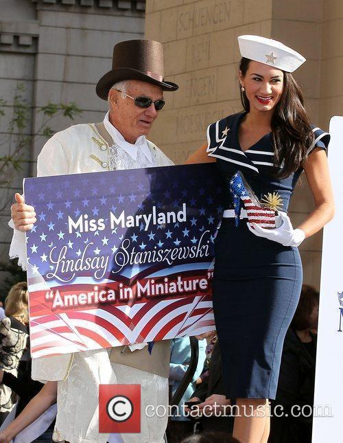 Miss Maryland Lindsay Staniszewski Miss America 2011 DSW...