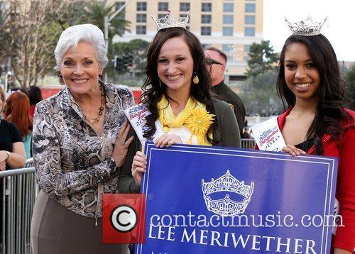 Miss America 1955 Lee Meriwether Miss America 2011...