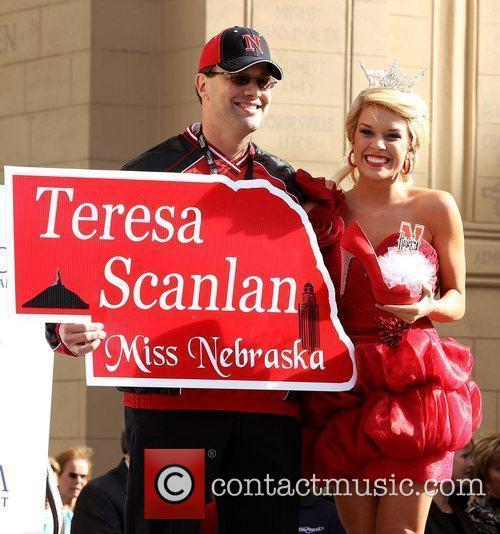 Miss Nebraska Teresa Scanlan Miss America 2011 DSW...