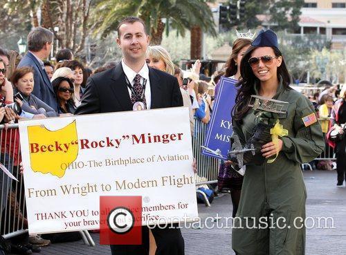 Miss Ohio Becky Minger Miss America 2011 DSW...