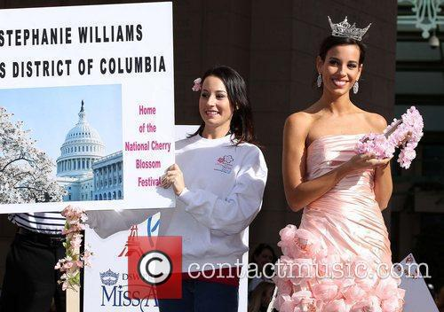 Miss District of Columbia Stephanie Williams Miss America...
