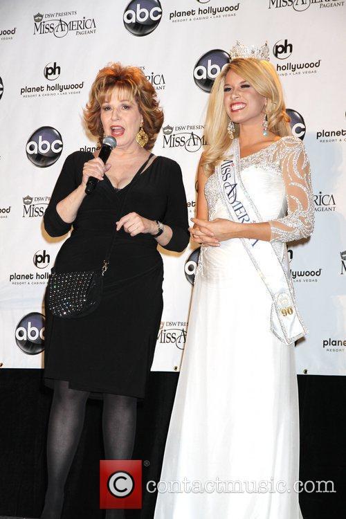 Joy Behar and Las Vegas 5