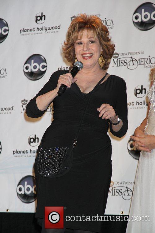 Joy Behar and Las Vegas 4