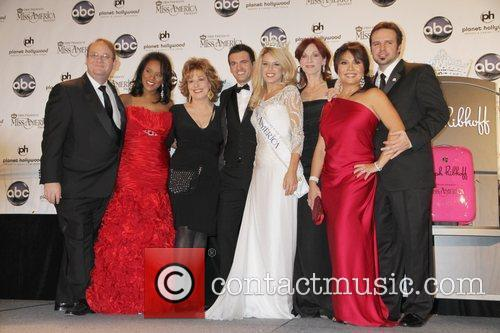 MARC CHERRY, Joy Behar, Las Vegas, Marilu Henner, Mark Wills, Miss America, Planet Hollywood