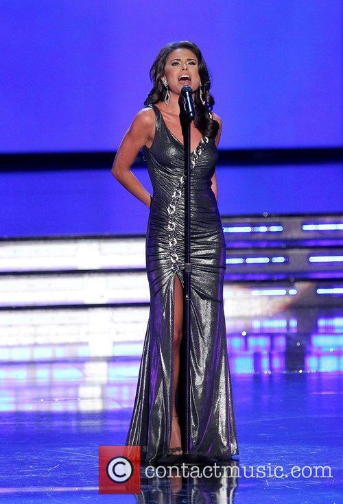 Miss America Pageant 2011 Preliminary Day 2 at...