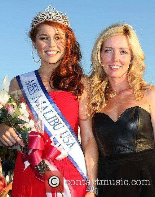 Miss Malibu 2011 Erin White and Kristen Bradford...