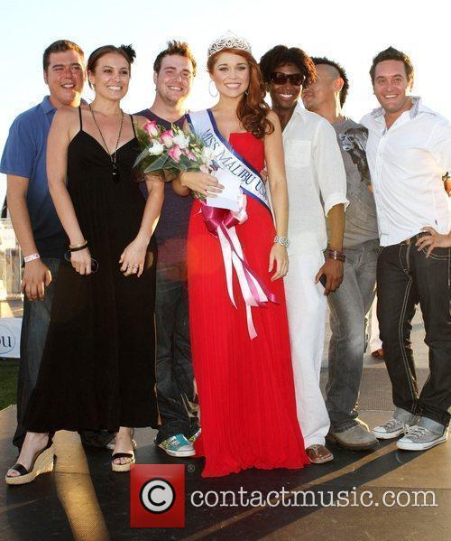 Miss Malibu 2011 Erin White and Friends Miss...