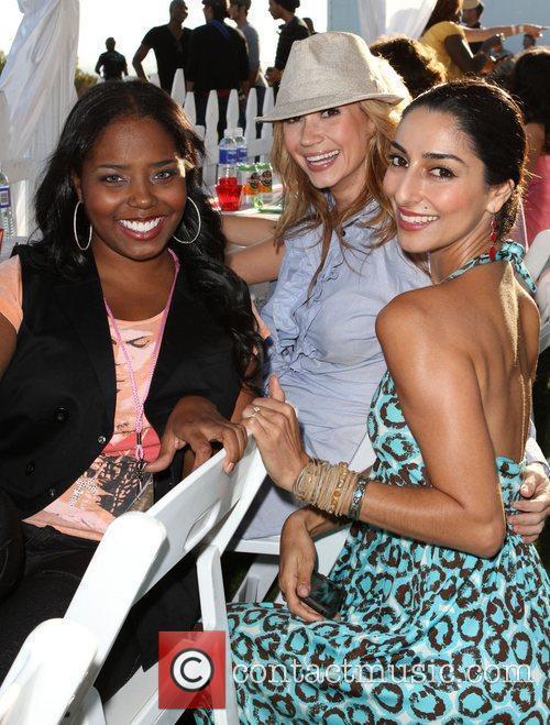 Shar Jackson, Ashley Jones, Necar Zadegan Miss Malibu...