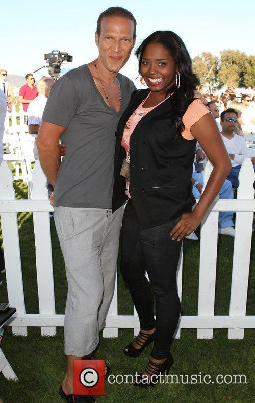 Shar Jackson and Lash Miss Malibu Pageant 2010...