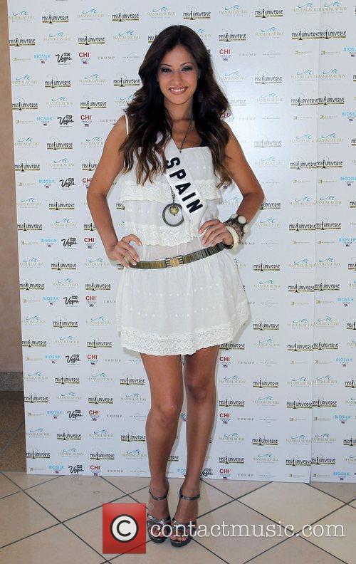 Adriana Reveron, Miss Spain 2010 2010 Miss Universe...