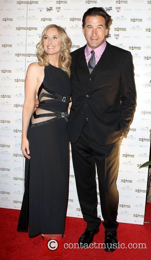 Chynna Phillips and William Baldwin arrives at the...