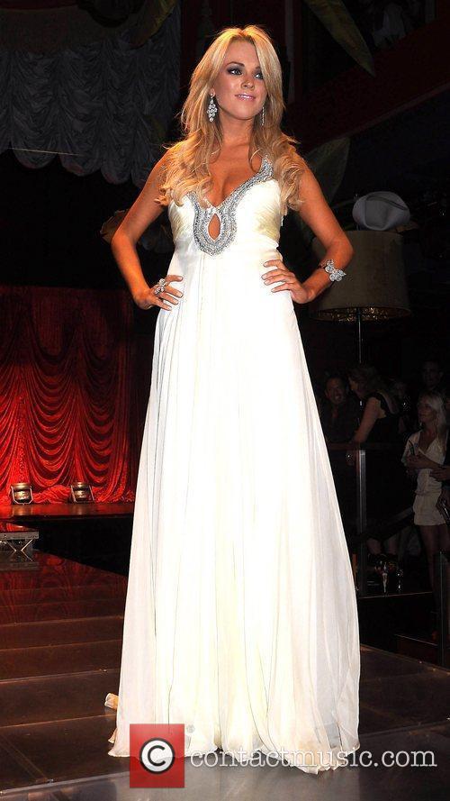 Miss Bourjois Daniel Byrne Miss Universe Ireland 2010...