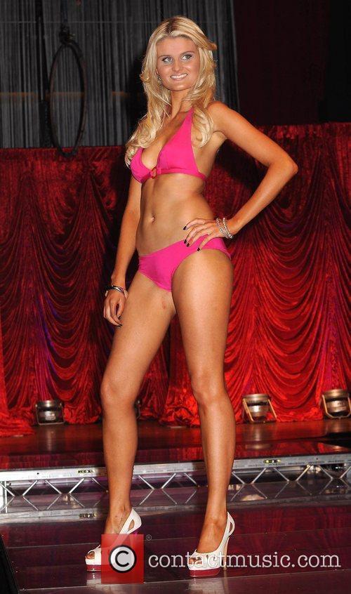 Miss Kilkenny Greta Beckett Miss Universe Ireland 2010...