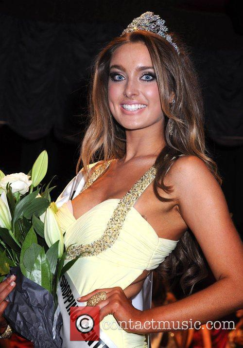 Miss Universe Ireland 2010 at the The Wright...