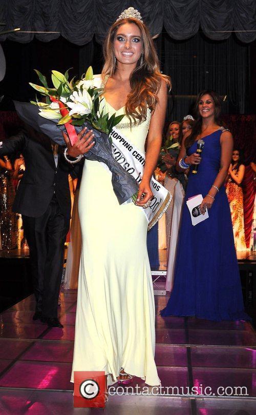 Winner Miss Universe Ireland 2010 Rozanna Purcell Miss...