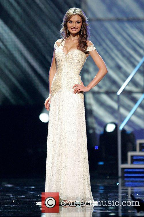 Miss Ukraine Anna Poslavska The 2010 Miss Universe...