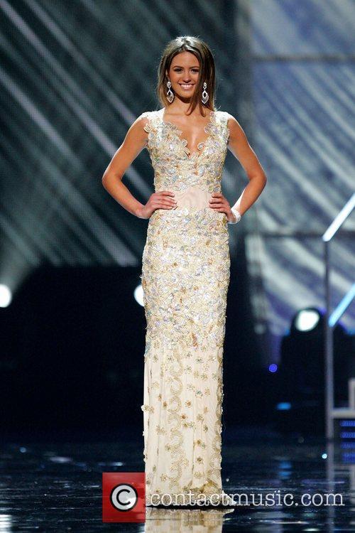 Miss Australia Jesinta Campbell The 2010 Miss Universe...