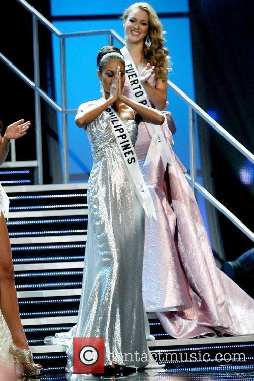 Miss Phillippines Venus Raj The 2010 Miss Universe...