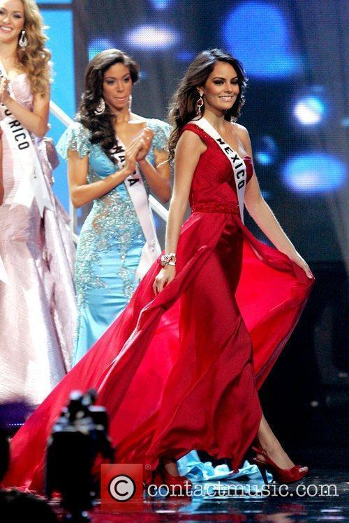 The 2010 Miss Universe Pageant After Party at...