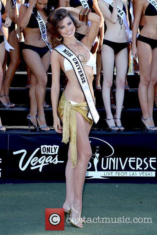 Stefania Fernandez, Miss Universe 2009 2010 Miss Universe...