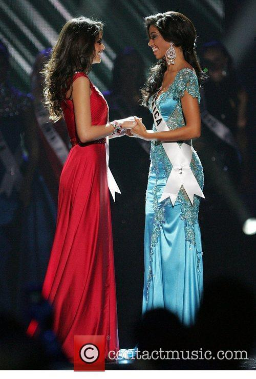 The 2010 Miss Universe Pageant at the Mandalay...