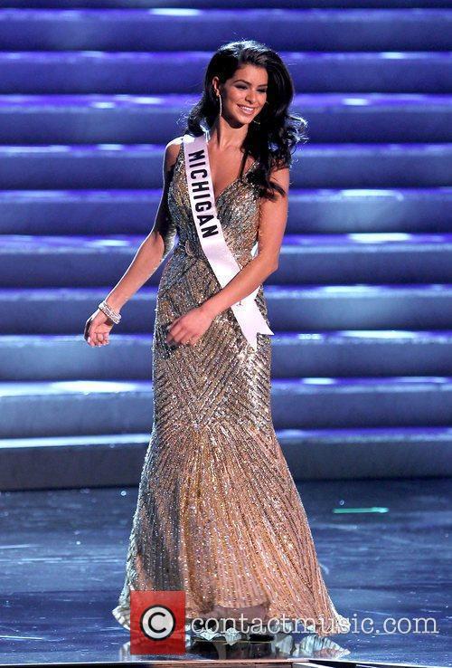 Miss Michigan, Rima Fakih, was crowned 'Miss USA...