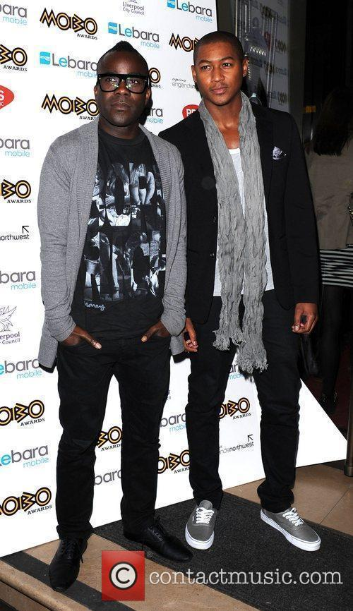 Rickie and Melvin Mobo Awards Launch at the...