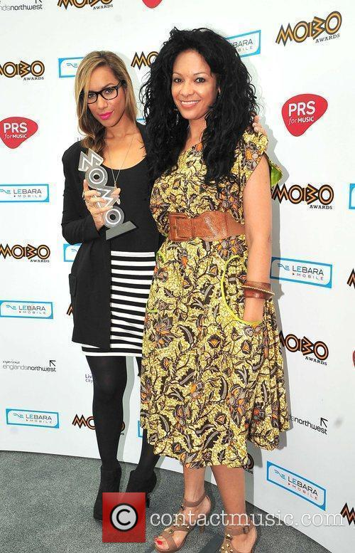 Leona Lewis and Kanya King MBE Press conference...
