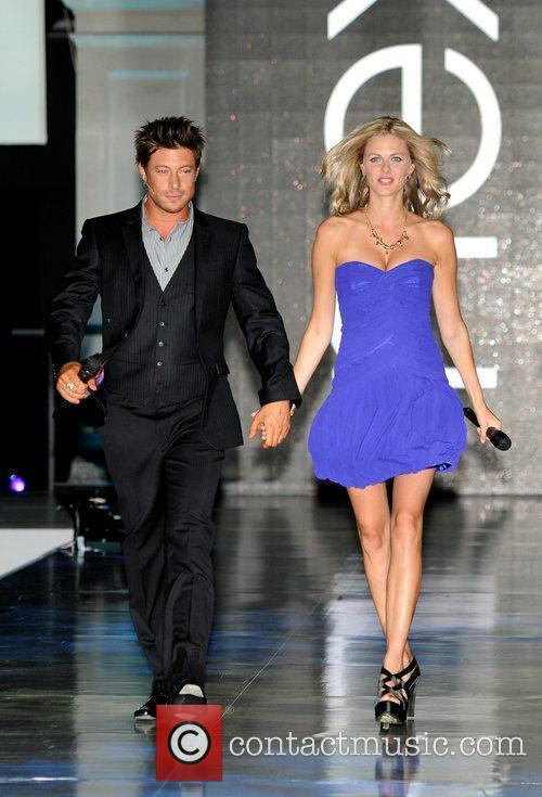 Duncan James and Donna Air 1