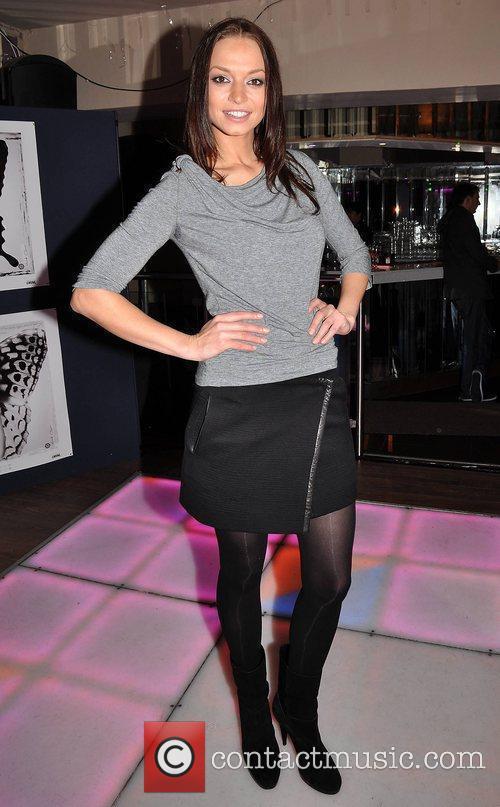 Irma Mali,  at the 'Models For Moldova'...