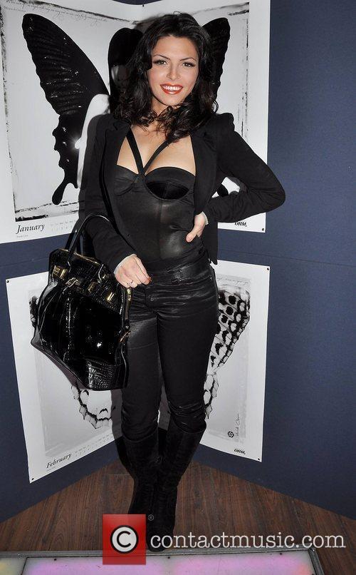Melina Skvortsova,  at the 'Models For Moldova'...