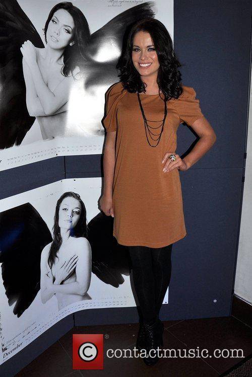 Michele McGrath,  at the 'Models For Moldova'...