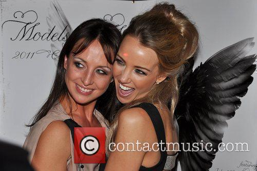 Michelle O'Connor, Suzanne McCabe,  at the 'Models...