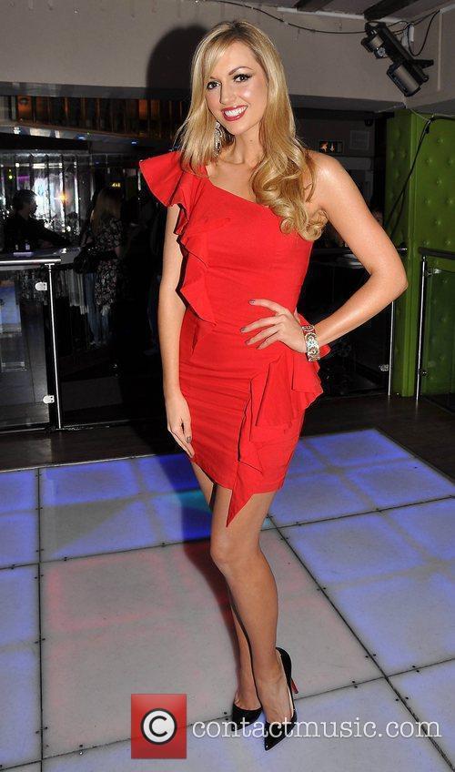 Rosanna Davison,  at the 'Models For Moldova'...