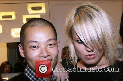 Jason Wu and Becka Diamond Modo for Jason...