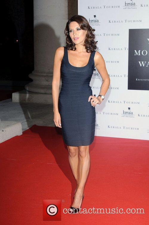 Danielle Lineker,  Launch Party of 'Your Moment...