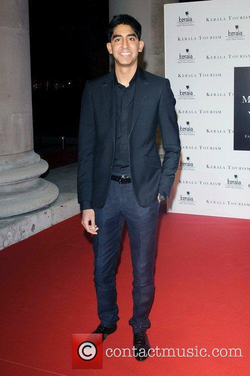 Dev Patel,  Launch Party of 'Your Moment...
