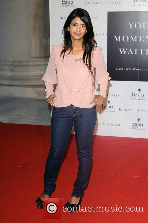 Konnie Huq,  Launch Party of 'Your Moment...
