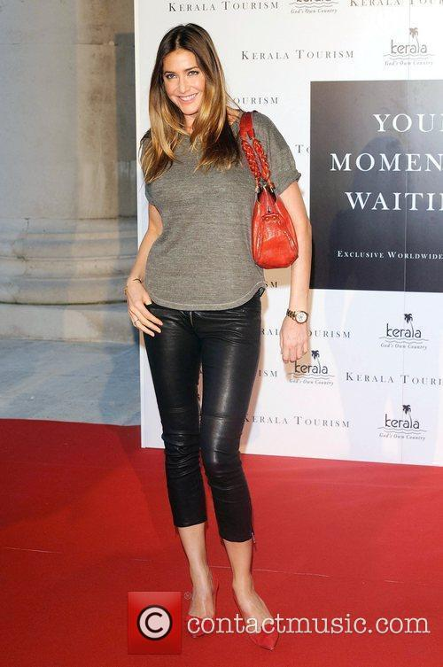 Lisa Snowdon,  Launch Party of 'Your Moment...