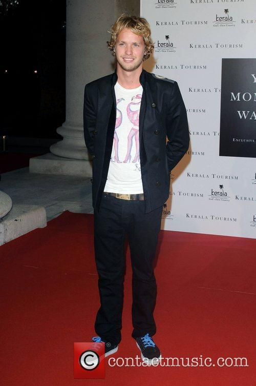 Sam Branson,  Launch Party of 'Your Moment...