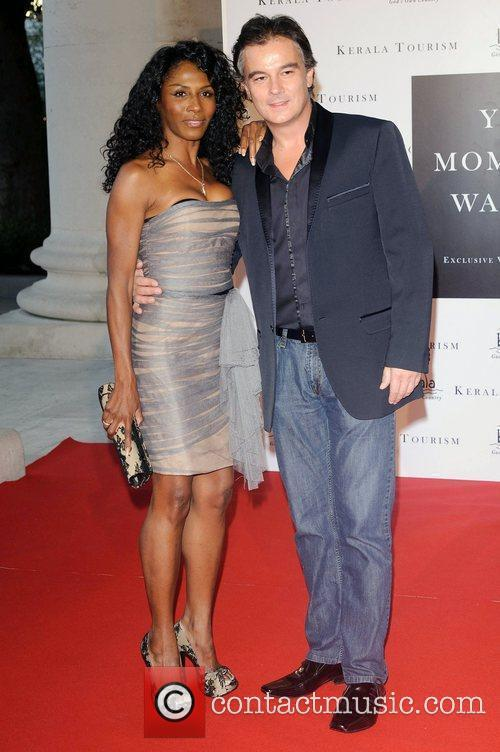 Sinitta and guest,  Launch Party of 'Your...