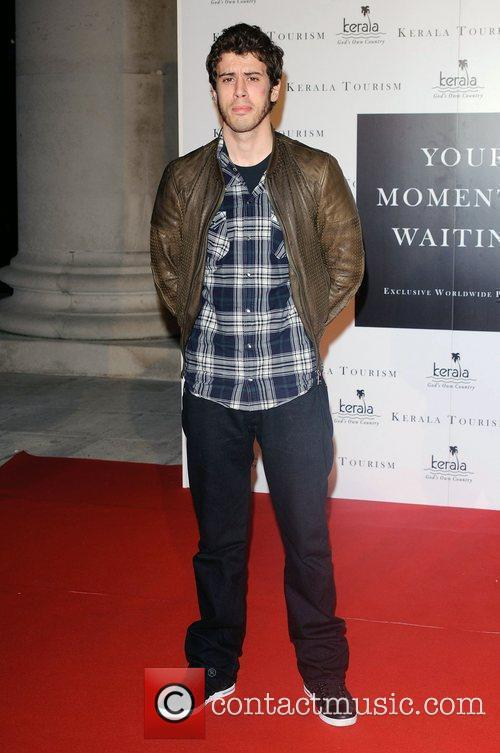 Toby Kebbell,  Launch Party of 'Your Moment...