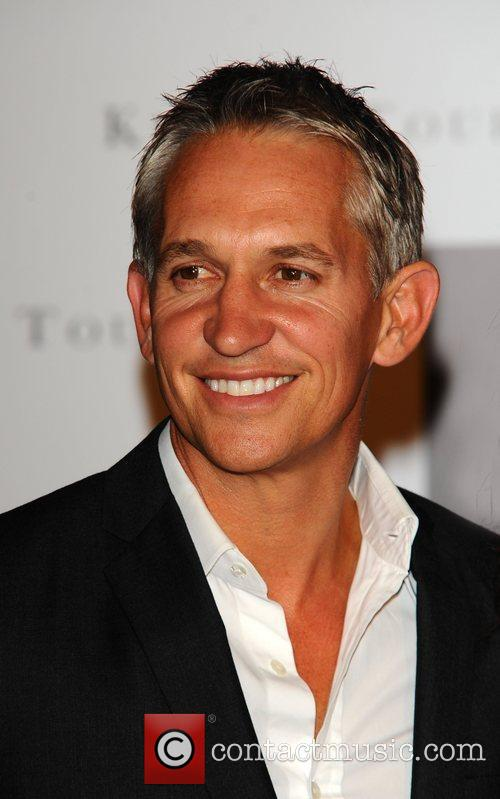 Gary Lineker Launch Party of 'Your Moment Is...