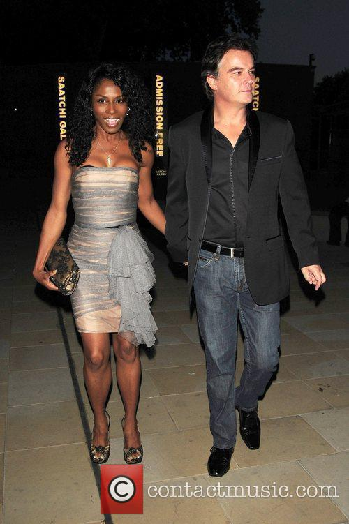 Sinitta Launch Party of 'Your Moment Is Waiting'...