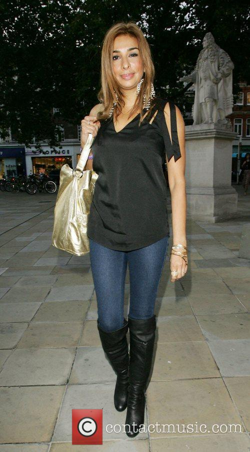 Shobna Gulati  Launch Party of 'Your Moment...