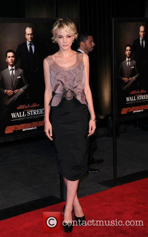 Carey Mulligan and Wall Street 18