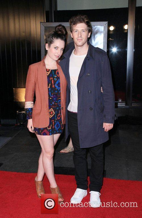 Guests New York premiere of 'Wall Street: Money...